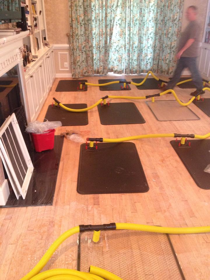 Paramount Water Damage Cleanup & Property Restoration