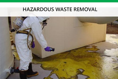 Paramount VA - Hazardous Material Cleanup & Removal
