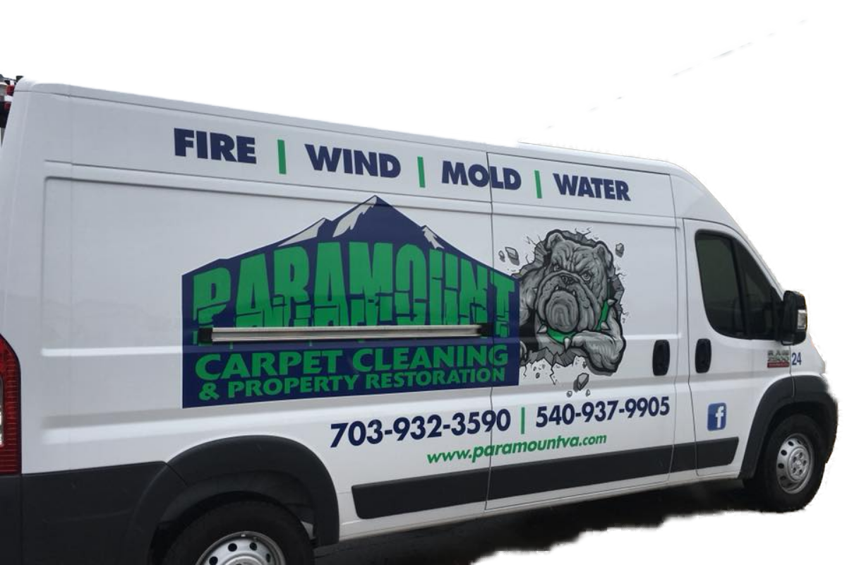 Paramount Carpet Cleaning & Property Restoration Services_Trucks