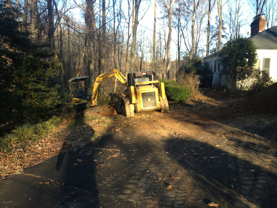 Paramount - Serving Residential and Commercial Excavation and Grading Services