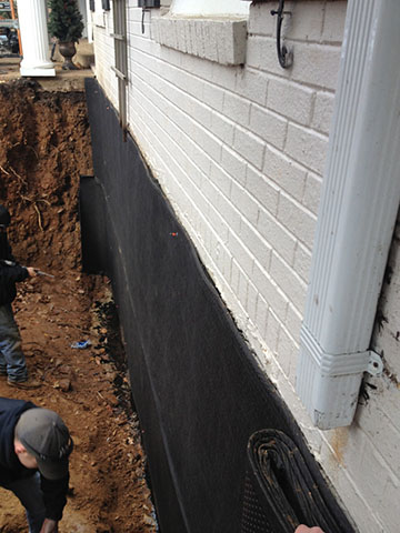 Paramount Residential and Commercial Foundation & Waterproofing Services